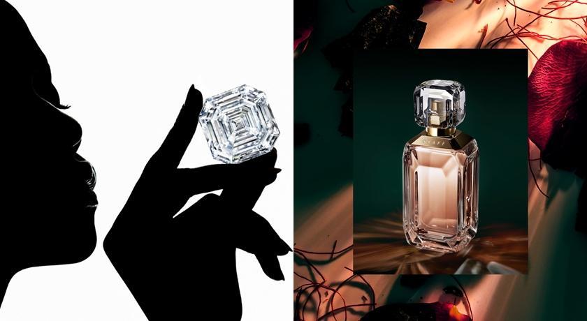 世界頂級「鑽石之王」推高訂香氛!閃耀致敬302克拉傳奇美鑽