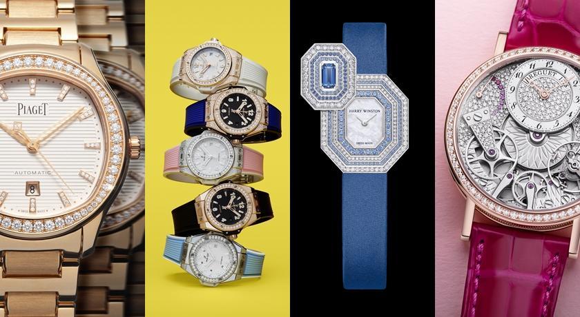女子錶》中性錶出小錶徑款!「迷你外型」看起來變得好萌