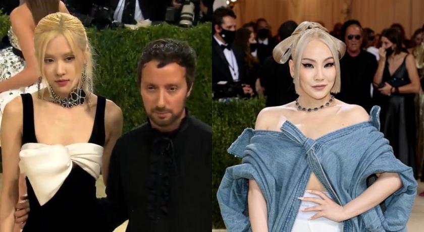 時尚奧斯卡》不只有Rosé!首登紅毯的K-Pop偶像還有「她」