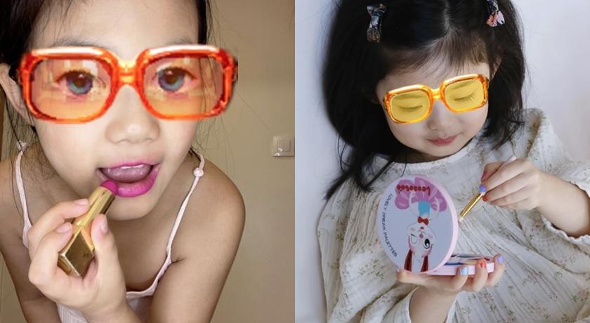 中國「兒童美妝博主」盛行!跟著萌娃學化妝成最大歪風