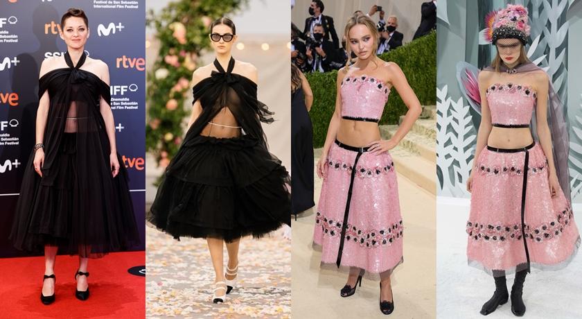 【時尚前後台Top5】舒淇 S 曲線曝真實身材、女星「全裸透視裝」走紅毯