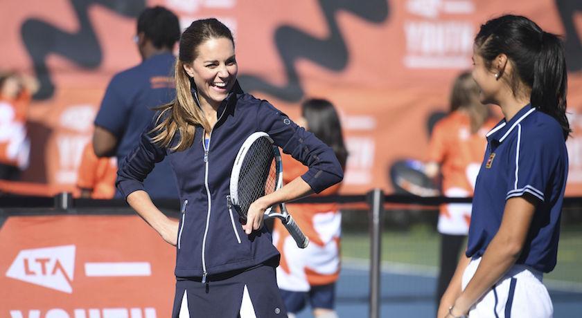 凱特王妃合體英國楊丞琳!甜換「網球甜心」裝美翻了