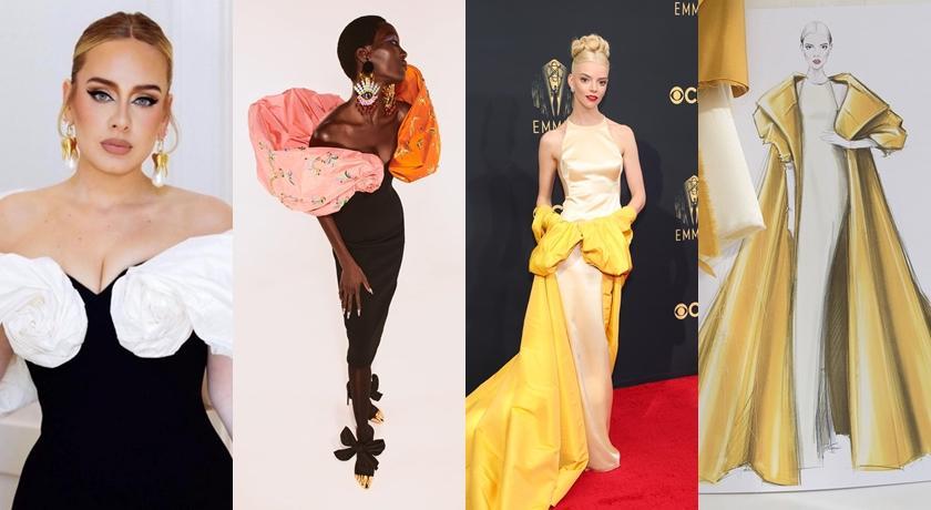【時尚前後台Top5】妮可基曼穿「中空裝」露半球、網紅夫妻身高差搶鏡