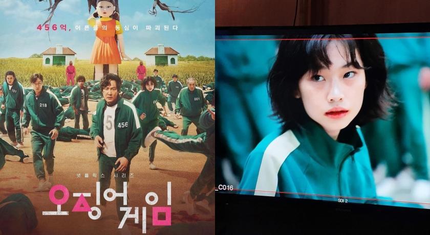 《魷魚遊戲》鄭浩妍「超車宋慧喬」!粉絲暴漲千萬僅次「她」