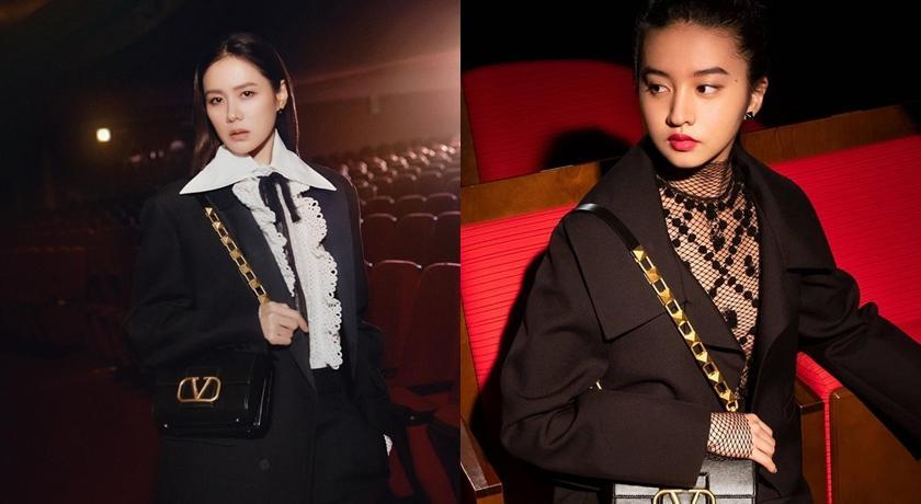孫藝珍、木村光希「相差21歲」撞衫!網友一面倒大讚她贏了