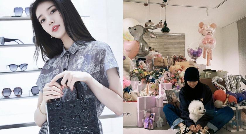 秀智生日收「數十萬禮物」竟被比下去?「她」讓網友直呼好偏心