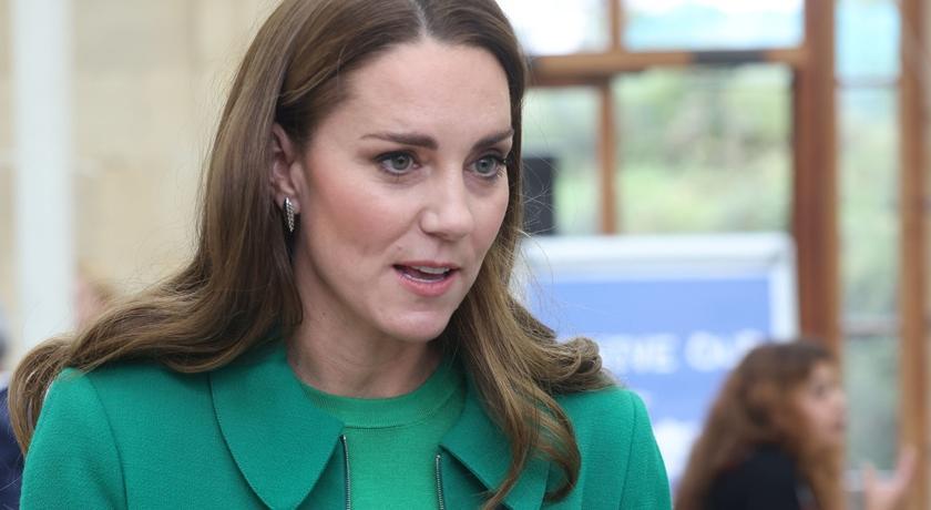 凱特王妃被拍到這張「燦笑照」掀瘋傳!眼睛瞇成一條線超萌
