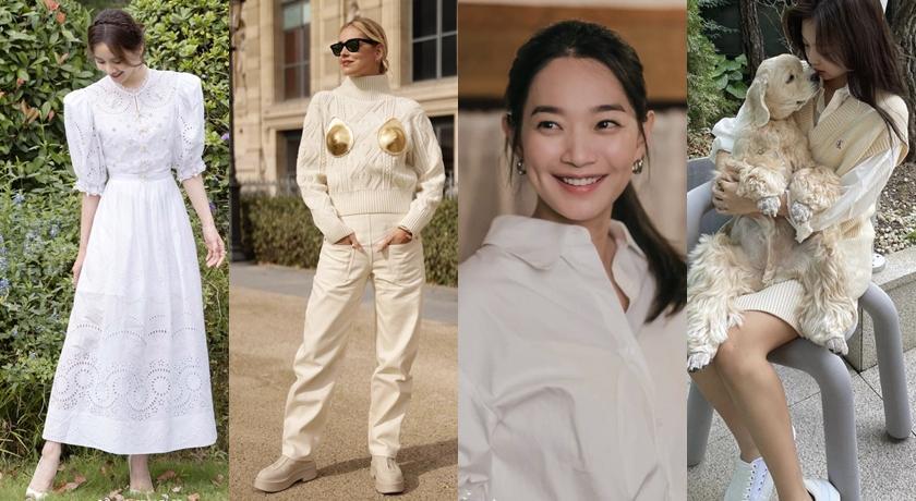 滑手機發現被「全身白」洗版!申敏兒、Jennie、網紅都在穿