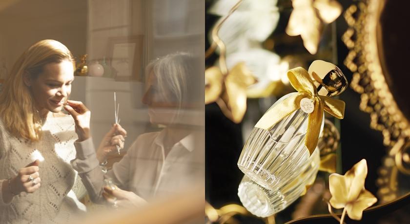 法國女生最愛的Goutal「小甜心」回來了!40周年金色復刻版太精緻