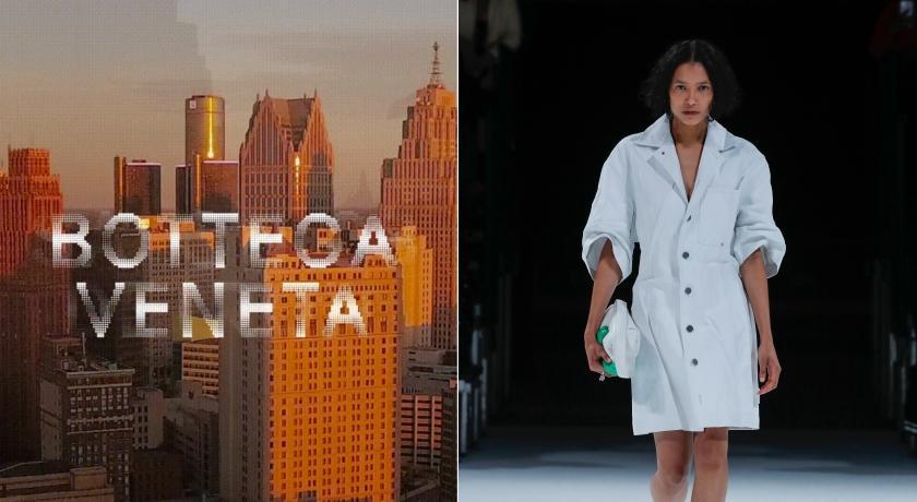 告別社群後第一次!Bottega Veneta「神秘大秀」線上全看得到