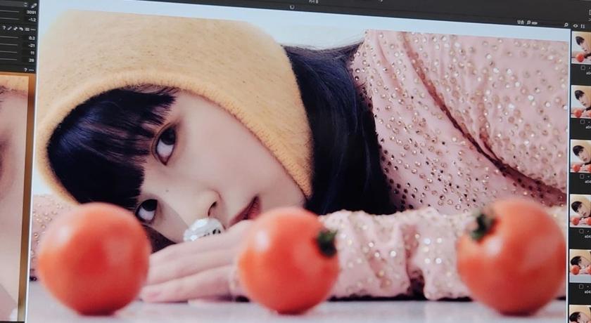 TWICE Mina被出賣「拍攝原片」!粉絲驚呼:隱藏版美貌擔當