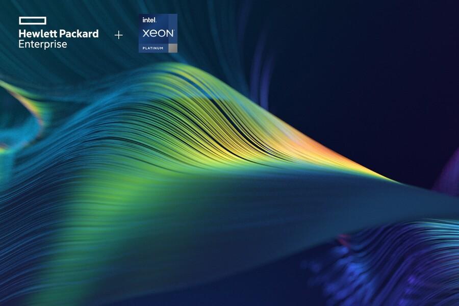 發現創新的未來 HPE Gen10 Plus智慧伺服器