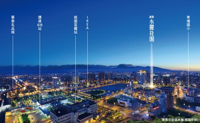產品口碑響亮 高鐵500米 鉅陞永麗花園