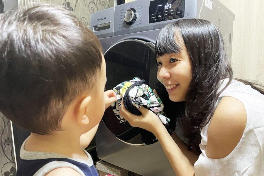 洗衣不做表面工夫 「蒸」的更乾淨!