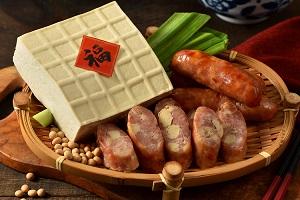 豆腐遇到香腸超有愛 2020幸福長久