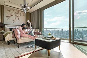 曼谷文華東方酒店管理式豪邸