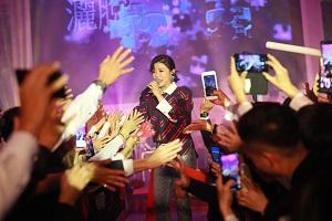 「鐵肺歌姬」丁噹 高音震撼中台灣