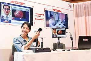 遠傳率先啟動5G遠距診療前瞻計畫
