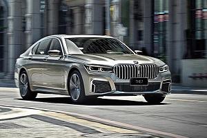 全新BMW 7系列Edition M限量上市