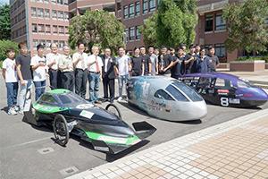 大葉大學環保節能車大賽再創佳績