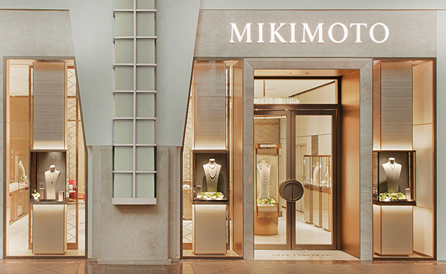 MIKIMOTO頂級珠寶旗艦店隆重開幕