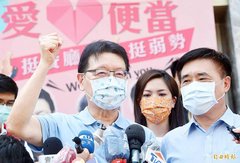 《TAIPEI TIMES》 KMT's Hau seeks to halt approval of local vaccine