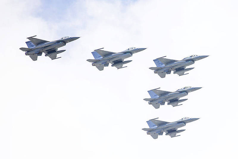《TAIPEI TIMES》 Taiwan asks US to speed up F-16 delivery: CNN
