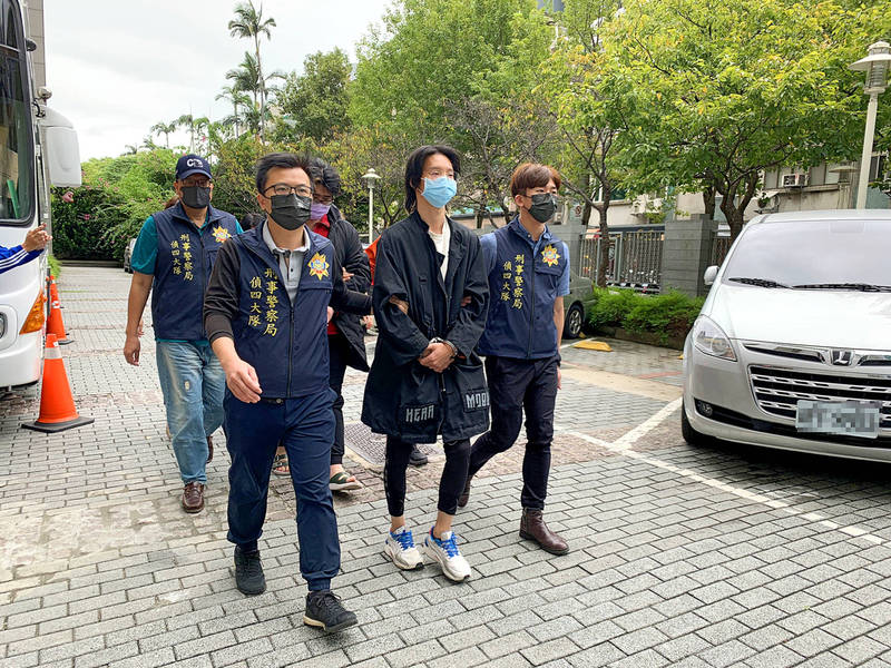 《TAIPEI TIMES》 Deepfake porn case suspect is released on bail