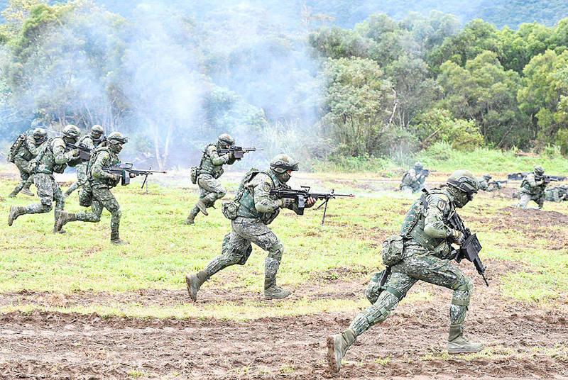 《TAIPEI TIMES》 Chiu denies military morale is low