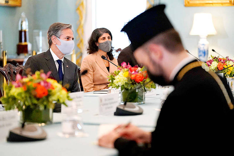 《TAIPEI TIMES》 President thanks Blinken for support on UN hopes