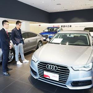 新車規格服務 Audi刷新中古車印象