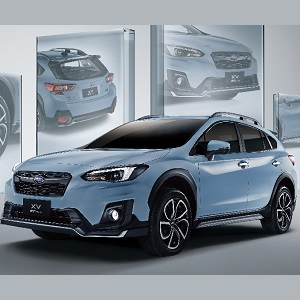 The New XV GT Edition靚裝登場