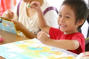 第45屆國泰全國兒童繪畫比賽開跑