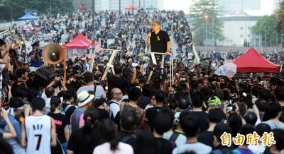 太陽花系列專題》東亞政經脈絡下的「太陽花」與「雨傘」運動