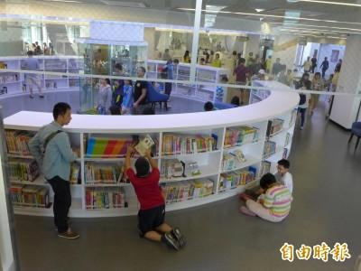 自由開講》圖書館開通宵,朱立倫文化施政卻墊底?