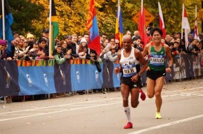 紐約地途》紐約秋天體育盛事:紐約馬拉松
