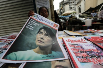 超A評論》民主女神與人間政治:緬甸大選觀選後有感