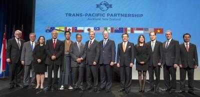 社論》台灣透過TPP走向世界