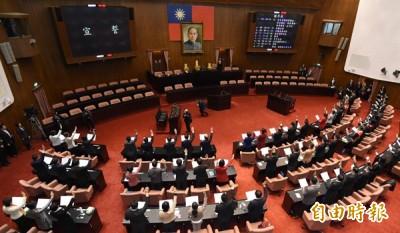 社論》新國會要反映台灣新民意