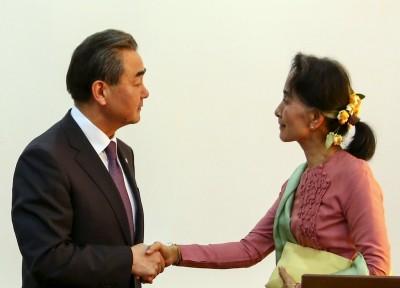 兩岸與國際》脫中入美的民主緬甸