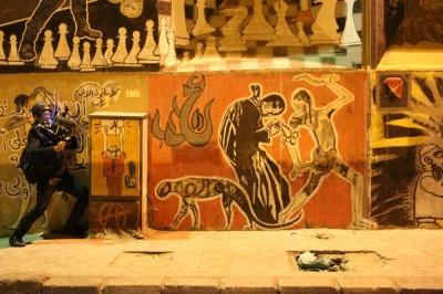 城市遊牧影展》塗鴉與革命