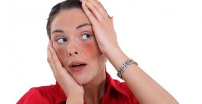 醫療新知與日常保健》紅咚咚的蘋果臉:酒糟性皮膚炎(紅血絲)