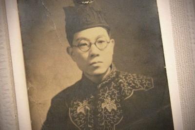 故事》出身府城的司法菁英王育霖,與他被消音的人生