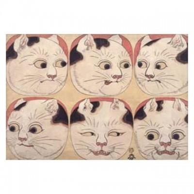 日本自由行》連貓咪都愛看的貓奴收藏展