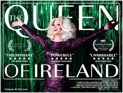 城市遊牧影展》愛爾蘭出格皇后 THE QUEEN OF IRELAND