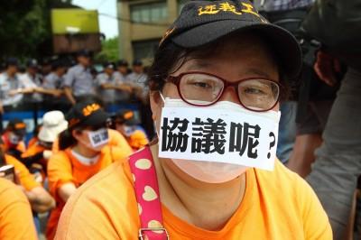 飄零與人權》當「學生會考」遇到「民眾陳抗」,蔡總統做出什麼選擇?