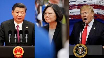 社論》「台灣總統」的戰略機遇