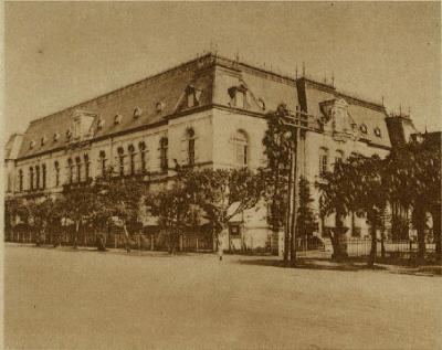 時空偵探的歷史行腳》為什麼「國立台灣圖書館」會從台北城內搬到中和?