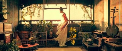 電影慢慢聊》《妖貓傳》:陳凱歌寫給楊貴妃的情書