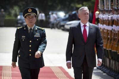 聚焦南海》馬提斯訪問中國後,將帶回中國在南海哪些訊息?